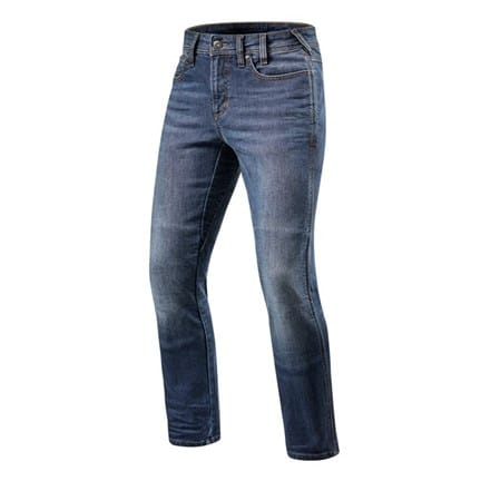 Мотоджинсы REV'IT Brentwood Slim Fit Light Blue