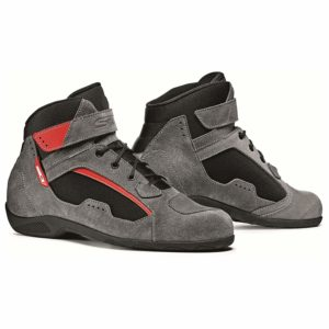 Мотокеды SIDI DUNA Black/Grey/Red