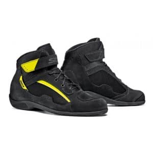 Мотокеды SIDI DUNA Black/Yellow/Fluo