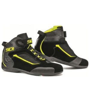 Мотокеды SIDI GAS Black/Yellow