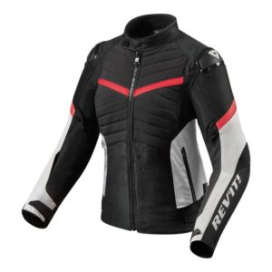 Мотокуртка REV`IT Arc H2O Ladies Black-Red