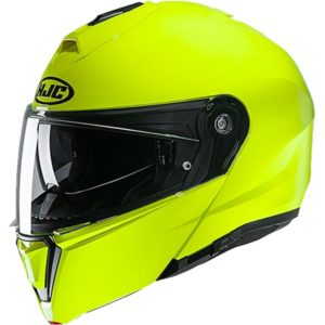 Купить Мотошлем модуляр HJC i 90 FLUORESCENT GREEN