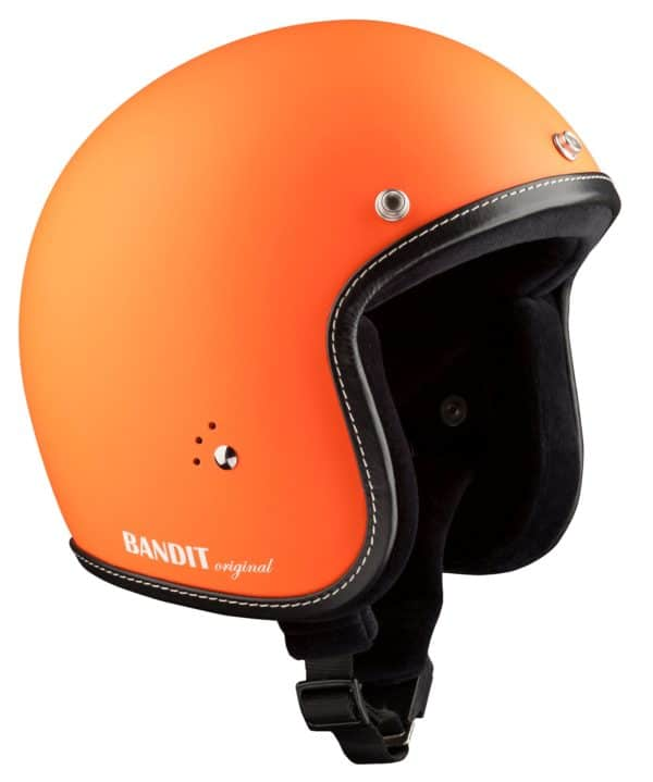 Шлем  Bandit Jet  Premium Dull Orange